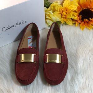 Calvin Klein Women's Lisette Flats 6